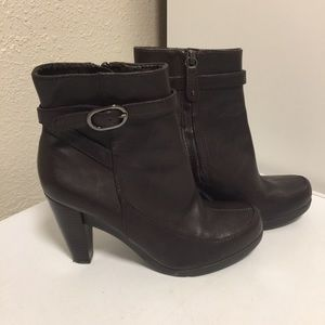"""Reba """"Loyalty"""" Heeled Ankle Boots"""